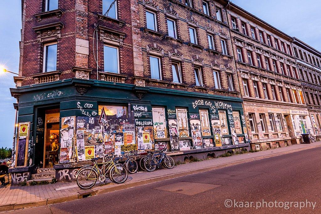 Vintage Industrial Leipzig